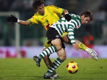 Siga a Liga AO VIVO: Sporting e P. Ferreira sob «pressão»
