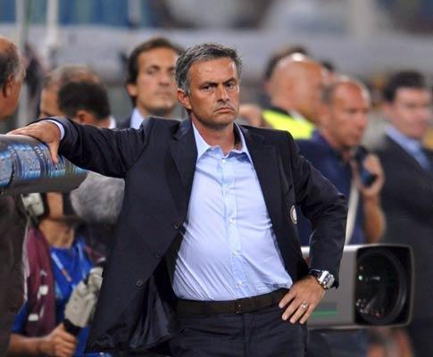Federação italiana vai analisar declarações de Mourinho