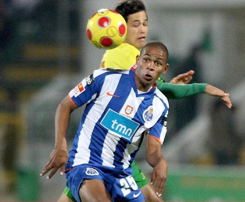 ManUtd-F.C. Porto, 2-2 (destaques)
