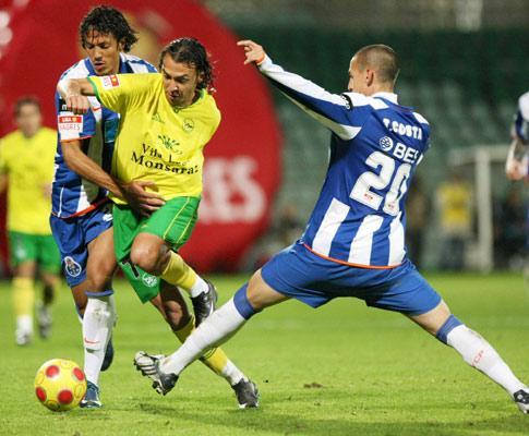 Naval: Davide só marcou a Moreira mas prefere assistências