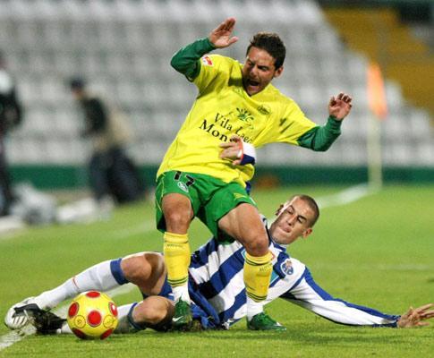Marinho: «Prefiro não marcar e ganhar sempre»