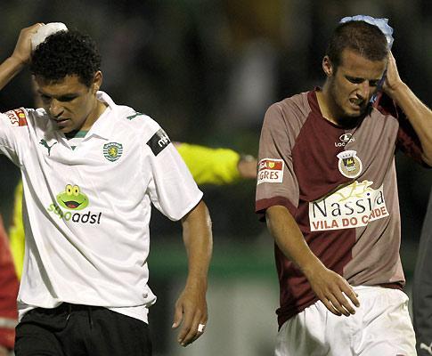 Rio Ave: André Vilas Boas pode falhar Sporting