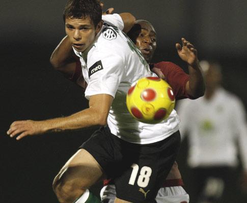 Sporting: só Vukcevic e Grimi estão longe de Matosinhos