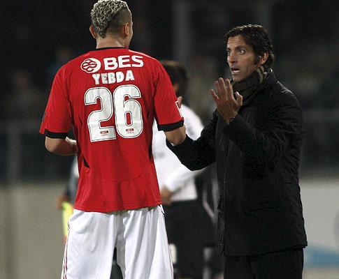 Yebda: «Vamos fazer tudo para ganhar ao V. Guimarães»