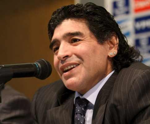 Argentina: Maradona volta a chamar Lucho, Lisandro e Di María