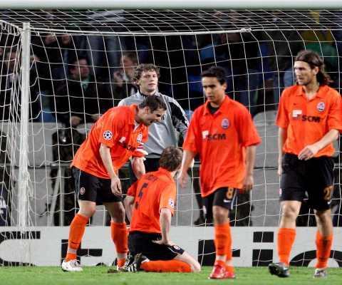 UEFA: Shakhtar elimina Marselha e marca encontro com rival