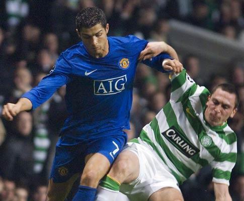 Escócia: Celtic admite vir a jogar na Premier League