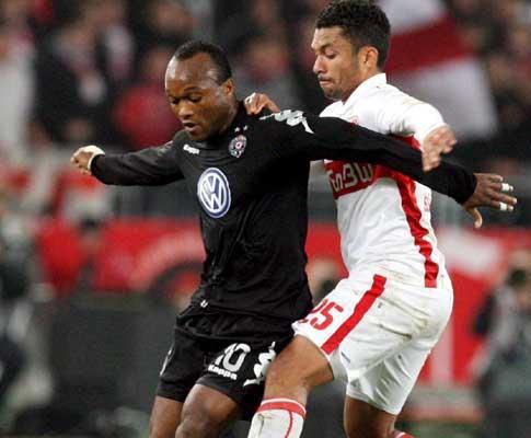 Sérvia: Moreira marca na vitória do Partizan sobre o Hajduk