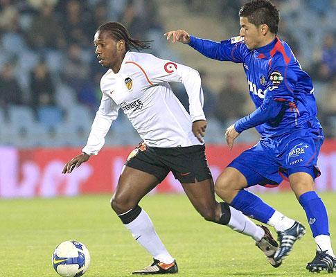 Espanha: Manuel Fernandes jogou uma hora com o perónio partido!