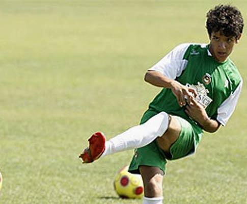 Alípio, do Rio Ave para o Real Madrid: «Tenho confiança em mim»
