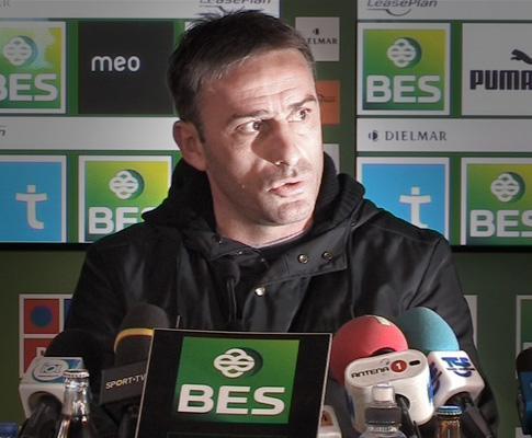 Paulo Bento: «Não me pareceu um erro inconsciente»