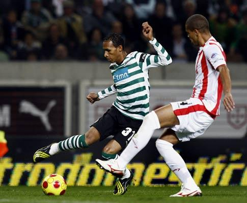 Leixões-Sporting: Pereirinha e Romagnoli no onze (oficial)