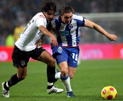 V. Guimarães: Andrezinho é baixa contra o Sp. Braga