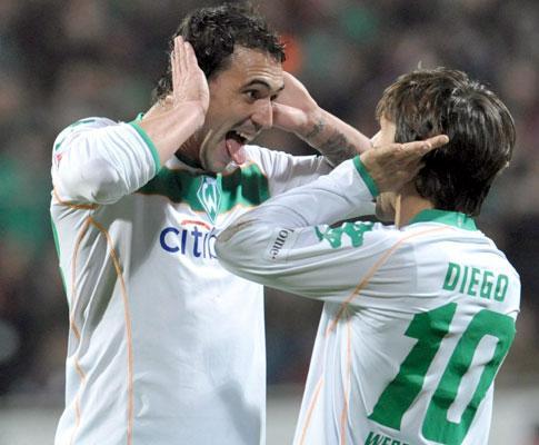 Taça UEFA: Hugo Almeida marca na vitória sobre Udinese