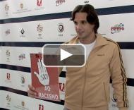 Nuno Gomes quer racismo fora-de-jogo PLAY_VIDEO