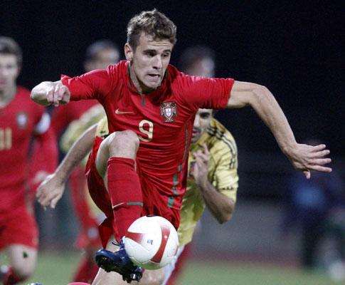Sp. Braga: Orlando Sá vai ser operado e terminou temporada