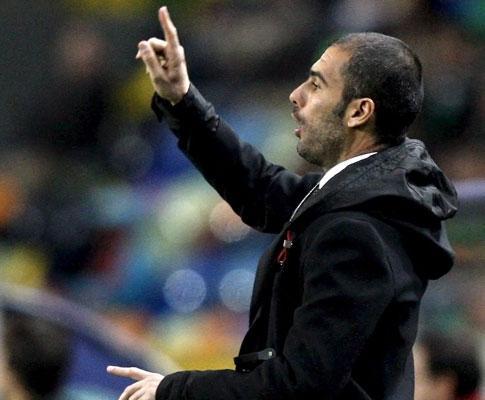 Guardiola: «Nunca alterámos a nossa forma de jogar»