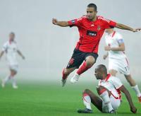 Liga dos Campeões: Luz tem memórias agridoces do Olympiacos