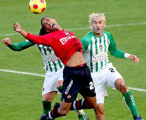 Trofense: 21 atletas convocados para Vila do Conde