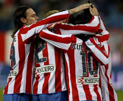 At. Madrid prepara viagem ao Porto com todo o plantel apto