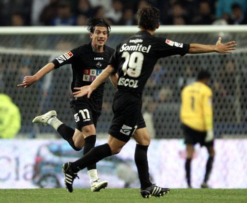 Académica vence (1-0) Beira Mar em jogo treino