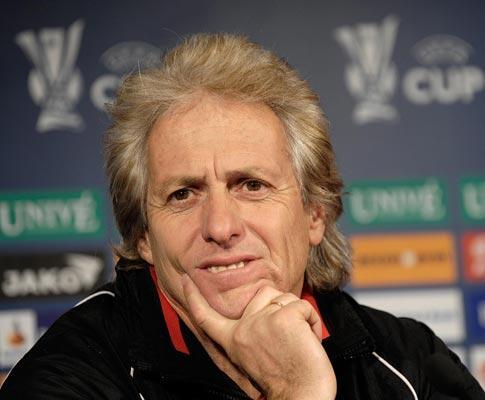 Jorge Jesus: «No lugar de Le Guen abdicava da Taça UEFA»