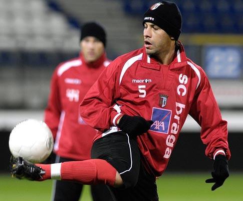 Moisés e o F.C. Porto-Sp. Braga: «Pressão nenhuma»