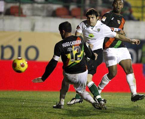 Liga (26ª jornada): Sporting é o primeiro grande em acção