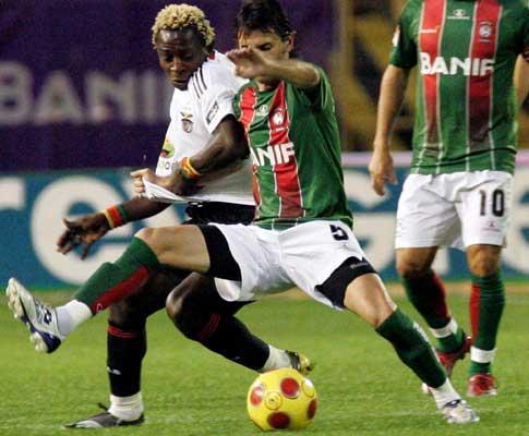 Marítimo-Benfica, 0-6 (crónica)