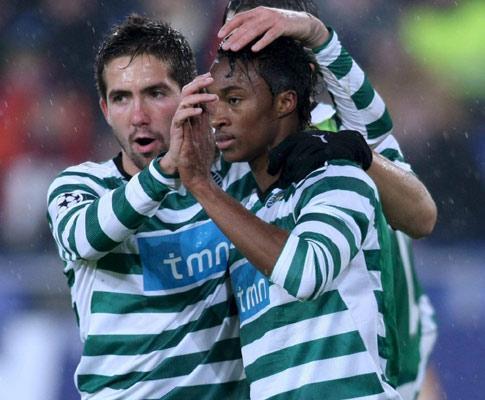 Sporting: Yannick integrado no regresso ao trabalho
