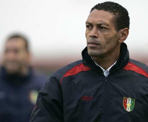 «Queremos chegar ao Jamor», diz treinador do E. Amadora