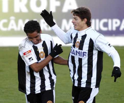 Taça de Portugal: P. Ferreira-Nacional, 2-2 (ficha)