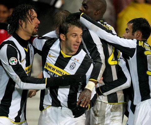 Itália: Juventus vence em Roma (4-1) e acentua bom momento