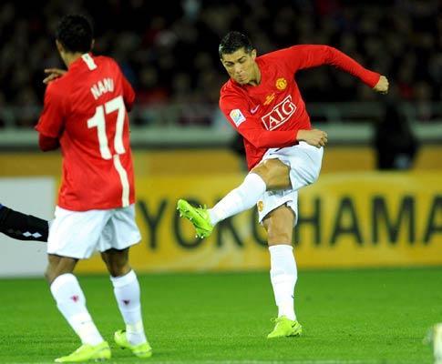 Man Utd: Ronaldo bisa na vitória sobre o Aston Villa (3-2)