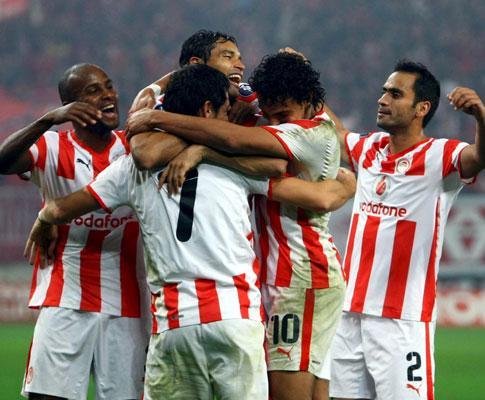 Grécia: Olympiakos na final da taça à custa de Ricardo Esteves