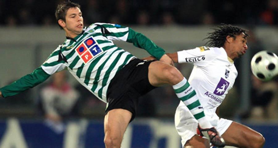 Sporting: Grimi em dúvida para o Paços de Ferreira