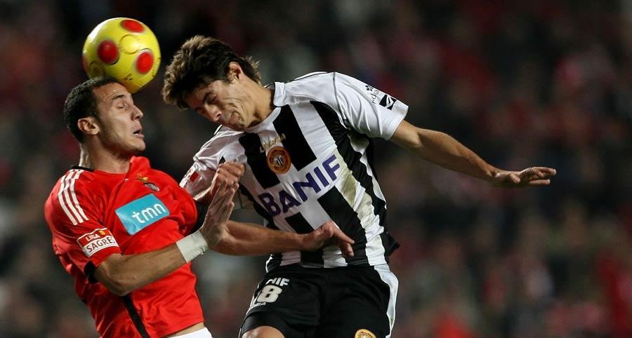 Liga: horário do Nacional-Benfica alterado