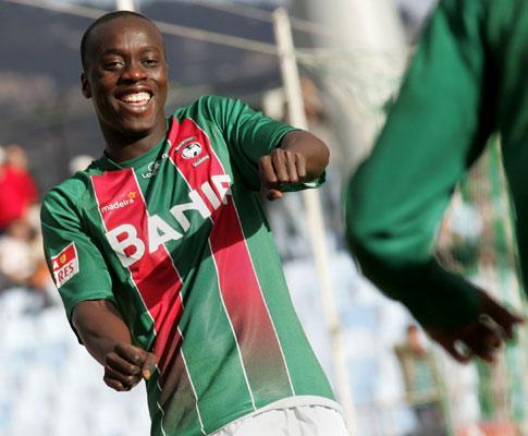 Baba (Marítimo): «Fiz três golos e senti-me bem»