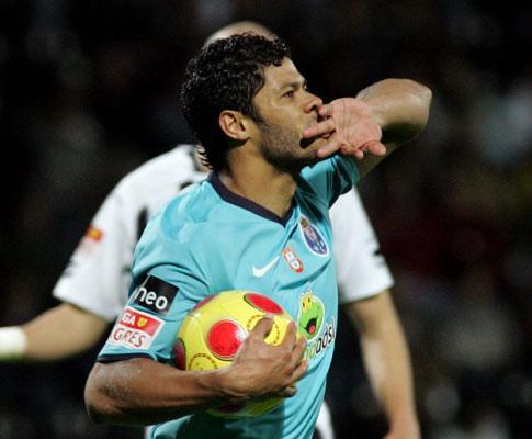 Hulk: «No F.C. Porto só se pensa em vencer»
