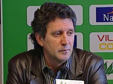 Ulisses Morais culpa o vento, Carlos Brito evita euforia