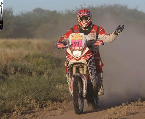 Motociclismo: Falta de combustível adia etapa do campeonato de enduro