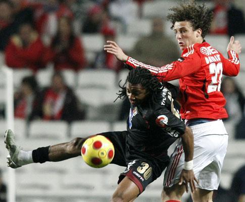 Benfica-Sp. Braga: Liga arquiva suspeitas e castiga Salvador
