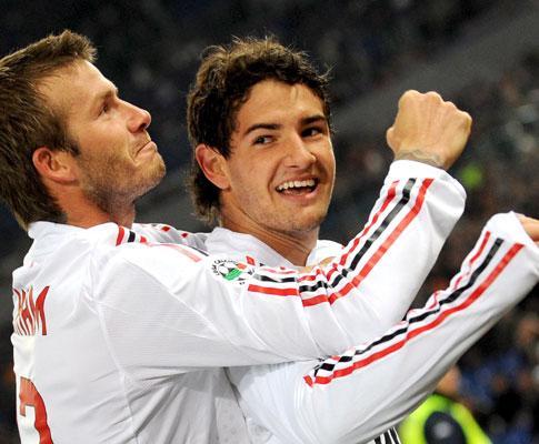 Pato (Milan) prefere Drogba a Cristiano Ronaldo