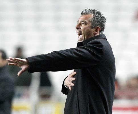 Jorge Costa e Rui Jorge no curso de treinadores UEFA Pro