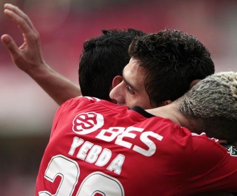 Rui Costa: «Gostaria que todos os grandes jogadores ficassem»