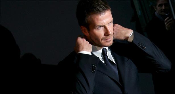 Pagam 20 mil euros a quem dormir com David Beckham!