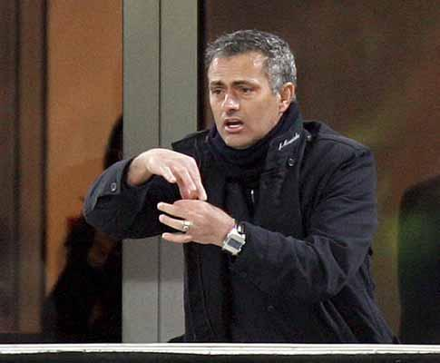 Inter nega alegada agressão de Mourinho a adepto