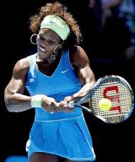 Serena Williams no Open da Austrália