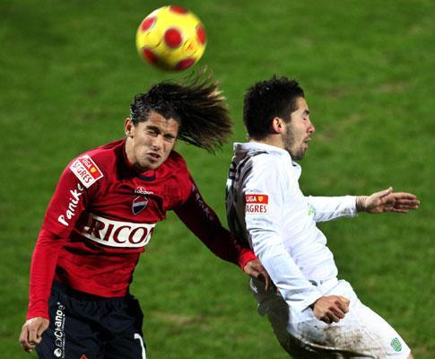 Trofense em Braga sem Tiago Pinto e Moustapha