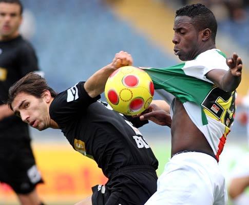 F.C. Porto: Varela é reforço para a próxima época